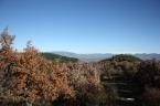 Panorama Veduta dall'Agriturismo Colleciglio